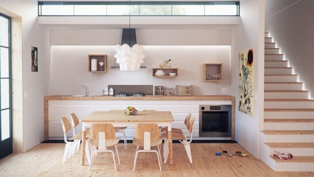 Foto cuina de disseny