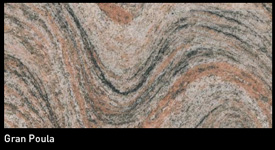 Granit Gran Poula