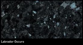 Granit Labrador Oscuro