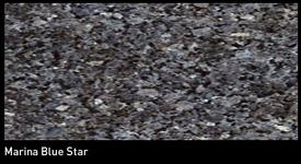 Granit Marina Blue Star