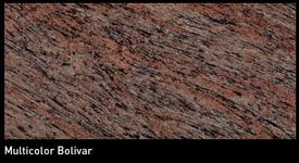 Granit Multicolor Bolivar