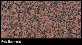 Granit Rojo Balmoral