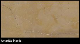 Marbre groc mares