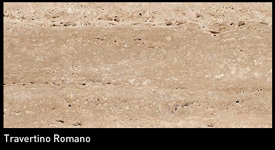 Marbre travertino romano