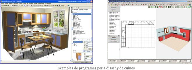 Programes de disseny de cuines en 3D